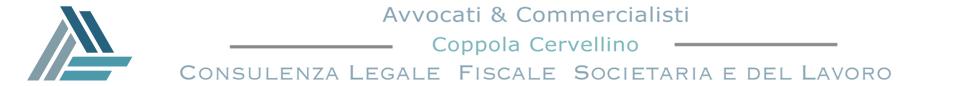 Studio Cervellino Avvocati e Commercialisti